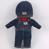 1930s Buddy Lee Workwear Replacement Lee Overalls - No Composition Doll