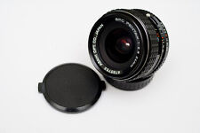 FULLY CLAed SMC Pentax-K 24mm f/2.8 Super Wide Angle LEns K mount, A7 m4/3 adapt