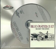 Blue Öyster Cult Secret Treaties Hybrid-SACD Audio Fidelity NEU OVP Sealed Li.E.