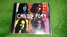 CHILD'S PLAY hair metal cd RAT RACE sr71 free US shipping m/ (◣_◢) m/