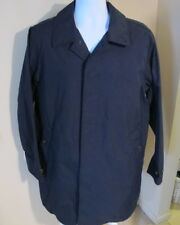 Men's Large Polo Ralph Lauren Classic Navy Trench Coat - NWT