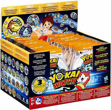 Yo-Kai Watch Series 4 Sealed Case 24 Packs 72 Total Medals US Version Medallium