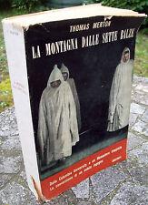 1950 THOMAS MERTON LA CONVERSIONE DI UN COMUNISTA DIVENTATO MONACO TRAPPISTA