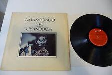 AMAMPONDO ALIVE! UYANDIBIZA LP CLAREMONT . AM 2.