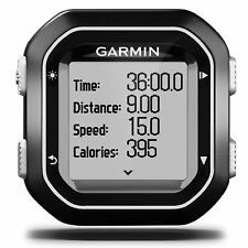 Garmin 010-03709-20 Edge 25 Compact Bike Cycling Computer GPS Connected Features
