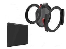 Haida M10 Filter Holder Kit w/77mm Adapter & CPL + Red Diamond ND1000 10 Stops