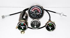 Massey Harris 50 Ferguson 50 tractor tachometer & guages kit with tacho cable