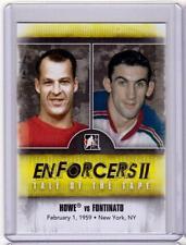 GORDIE HOWE VS LOU FONTINATO 13/14 ITG Enforcers 2 II Tale of the Tape #140