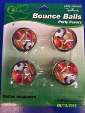 All Sports Football Baseball Soccer Basketball Birthday Party Favor Bounce Balls
