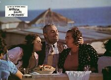 NINO MANFREDI BRUTTI, SPORCHI E CATTIVI 1976  VINTAGE PHOTO LOBBY CARD N°8