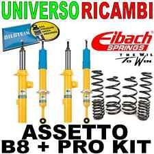 ASSETTO COMPLETO AMMORTIZZATORI  BILSTEIN B8+MOLLE EIBACH AUDI A6 AVANT 4WD (4F)