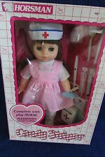 Vintage Horsman Candy Striper Doll  New in Box