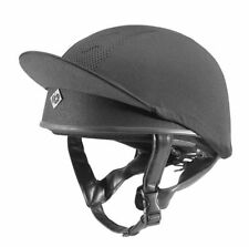 Black Riding Helmets