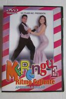 DVD - Dance - Merengue Ritmo Caliente - Aprenda A Ballar - GC Films