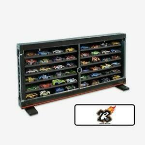Hot Wheels Display Case / Display Cabinet ONLY - New - No Cars Included