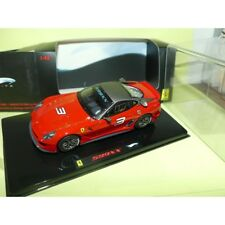 Ferrari 599XX Red 1:43 Model T6263 MATTEL