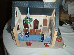 Playmobil 4296 Kirche mit Sound Musik