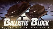 2 Piece Sanding Block Set Ballistic Block PANTENTED Hand Tools Auto Body Work