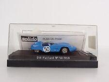 Solido Retro Le Mans Series Die Cast 1959 DB Panhard No 50 Item 2401 S8