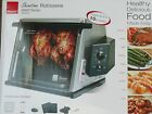 Ronco ST4023SSGEN Showtime 4000 Series Rotisserie Oven * Stainless & Black