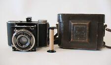 Rare Vintage Korelle F.Deckel Munchen Tessar 7.5cm f/3.8 Compur-Rapid Germany
