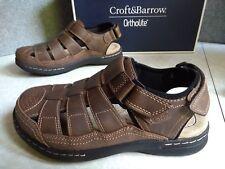 NWT, Men's Croft & Barrow® Soprano Ortholite Comfort Foam Fisherman Sandals