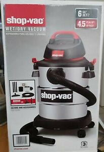 Shop-Vac 5980627 Red/Black Wet/Dry Vacuum Cleaner