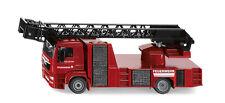 Siku 2114, Man bomberos escalera giratoria, 1:50, metal + plástico, siku super, nuevo
