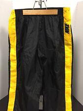 Nike Retro Nylon Tearaway Snap Button Track Pants - Mens XL
