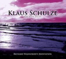 Klaus Schulze-Richard Wahnfried's miditation * CD * NOUVEAU *