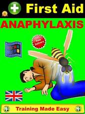 Anaphylaxis Aware & First Aid Epi Pen Use Health & Social Care Safety Training