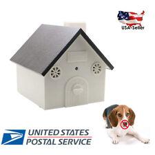 Pet Dog Ultrasonic Anti Barking Device Controller Stopper Outdoor Bark Control