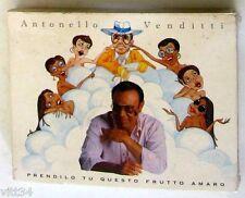 ANTONELLO VENDITTI - PRENDILO TU QUESTO FRUTTO AMARO Box Musicassetta Sigillata