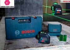 niveau laser bosch gll3 60 xg green 3x360 3d vert
