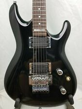 Ibanez Joe Satriani JS100 Electric Guitar Black