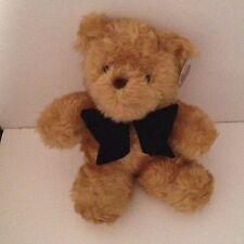 "NICE Gothic Nostalgic Teddy Bear Plush Stuffed Animal Vintage 12"" Toy Gothik Art"