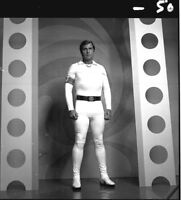 GIL GERARD PORTRAIT BUCK ROGERS IN THE 25TH CENTURY 1979 NBC TV PHOTO NEGATIVE