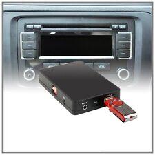 Autoradio USB SD AUX MP3 ADAPTATEUR- VW RCD 200 210 300 310 500 MFD2