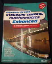 Heinemann VCE Zone Standard General Mathematics Enhanced Textbook