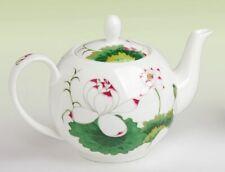 Teekanne Lotus 0,5 Liter Fine Bone China Porzellan