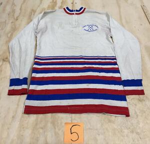 1950's Vintage Castelli Wool Bike Jersey Racing RARE USED