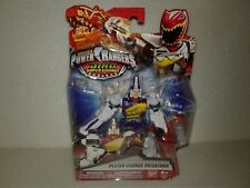 "Dino Super Charge Power Rangers : 5"" PLESIO CHARGE MEGAZORD : 2016 NISP"