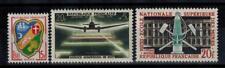 (a11)  timbres de France n° 1195,1196,1197 neufs** année 1959