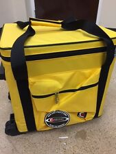 Odyssey Record Case BLPW100 (Yellow)