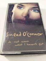 Sinead O'Connor : Vintage Tape Cassette Album from 1990.