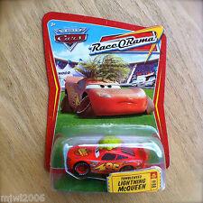 Disney PIXAR Cars TUMBLEWEED LIGHTNING McQUEEN Race O Rama diecast #88 World of