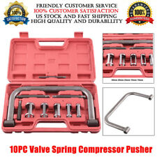 Valve Spring Compressor C-Clamp Service Kit Automotive Tool Motorcycle ATV US