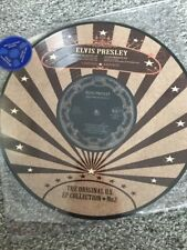 "ELVIS PRESLEY US EP COLLECTION 2 10"" ltd PICTURE DISC EP Vinyl Heartbreak Hotel"