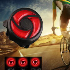 Bycicle Night Cycling Bike Signal Tail Light LED Rear Lamp USB Rechargeable Lamp