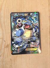 Blastoise EX - XY122 - Full Art Promo - Ultra Rare - Pokemon Single Card